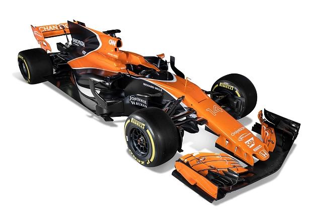 Reprodução/Facebook/McLaren