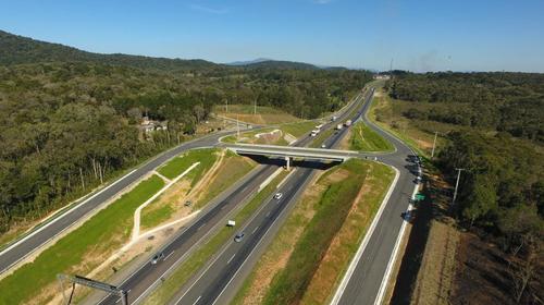 Divulgação/Autopista Litoral Sul