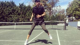Sharapova revela apoio de Nadal e critica presidente da Wada
