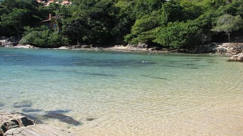 Divulgação/Prefeitura de Bombinhas - Lagoinha