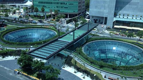 Divulgação/Pixabay - Santa Fé é um dos distritos da Cidade do México