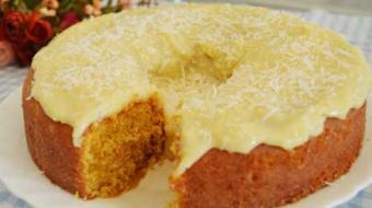 Saiba como fazer um bolo de milho super macio e sem usar farinha de trigo
