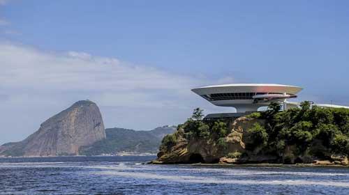 Reprodução/Danilo Borges - Museu de Arte Contemporânea de Niterói (RJ)