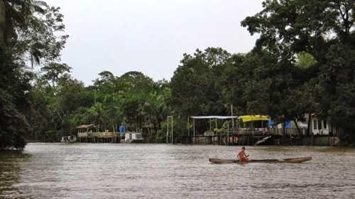 Reprodução/Prefeitura de Belém - Combu é uma ilha que fica nos arredores de Belém