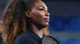Nua e gravidíssima, tenista Serena Williams posa para capa de revista feminina; veja o clique!