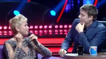 Xuxa participa de programa do Porchat e cria 'climão' com Maytê Piragibe; veja!