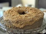 Um jeito diferente de preparar bolo de paçoca