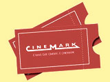 Sorteio de ingressos para o Cinemark!