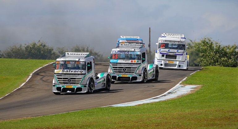 Divulgação/Fórmula Truck