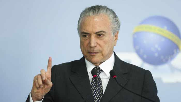 Maioria do TSE vota contra cassação da chapa Dilma-Temer