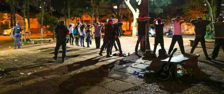 Reprodução/Guarda Municipal de Londrina