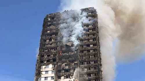 Reprodução/London Fire