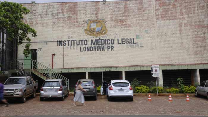 Prédio do IML de Londrina é interditado parcialmente