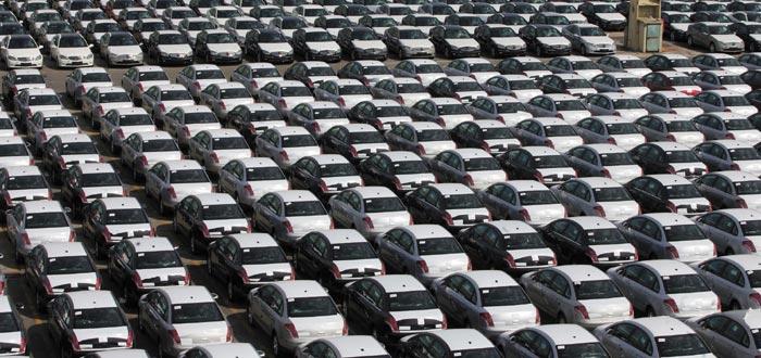 Venda de carros cresce 3,7% no semestre