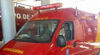 Adolescente morre em acidente na zona norte
