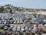 Detran leiloa mais de 860 veículos para sucata no PR