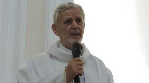 Divulgação/Facebook - Padre Giannino Calderaro comandava a Paróquia Nossa Senhora de Fátima desde 1981.