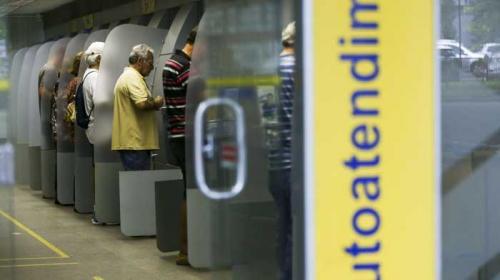 Marcelo Camargo/ Agência Brasil - Na sexta-feira, as agências realizarão apenas trabalhos internos.