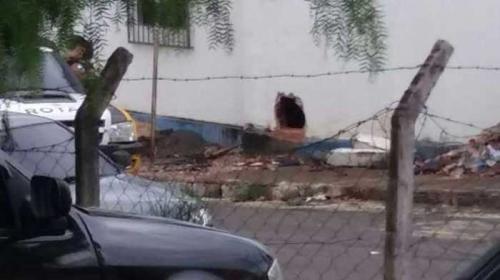 Divulgação/Polícia Civil - Ao todo, 16 presos escaparam da cadeia na tarde desta quarta-feira.