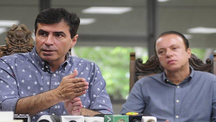 Marcelo Belinati anuncia João Carlos Barbosa Perez na Secretaria de Fazenda