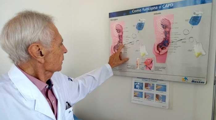 Fernando Buchhorn/Portal Bonde - Os resultados dos tratamentos por diálise peritoneal e hemodiálise são iguais. A escolha depende das condições clínicas e do próprio paciente.