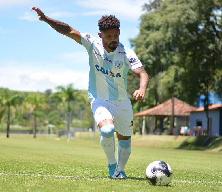 8b00a32743 Londrina anuncia mais um reforço para a temporada 2018 - Londrina ...