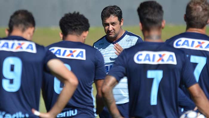 0f72b5e4ad Marquinhos Santos revela possibilidade de jogo para o LEC nesta ...