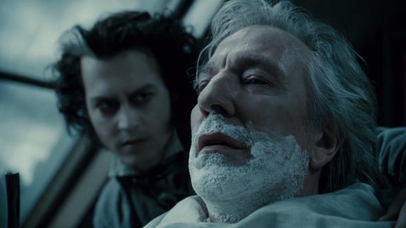 Resultado de imagem para Sweeney Todd: O Barbeiro Demoníaco da Rua Fleet