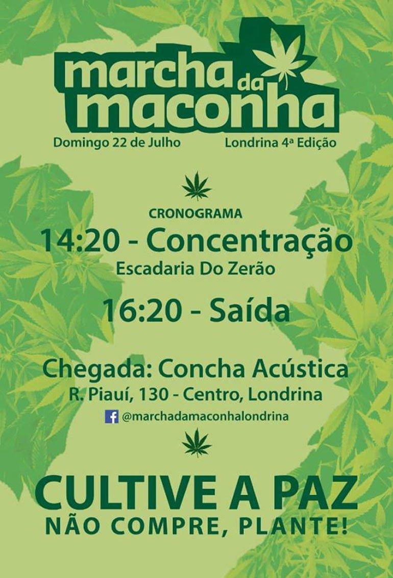 img 1 3 857 Londrina receberá a sua 4ª edição da Marcha da Maconha