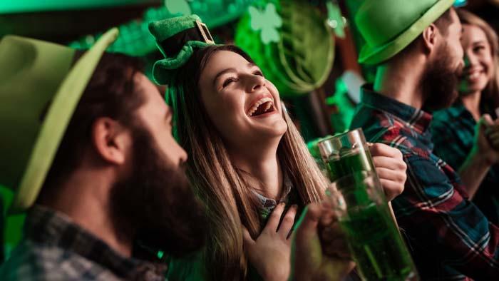 36aabc967e1 No dia 17 de março é comemorado o St. Patrick s Day - St. Patrick s ...