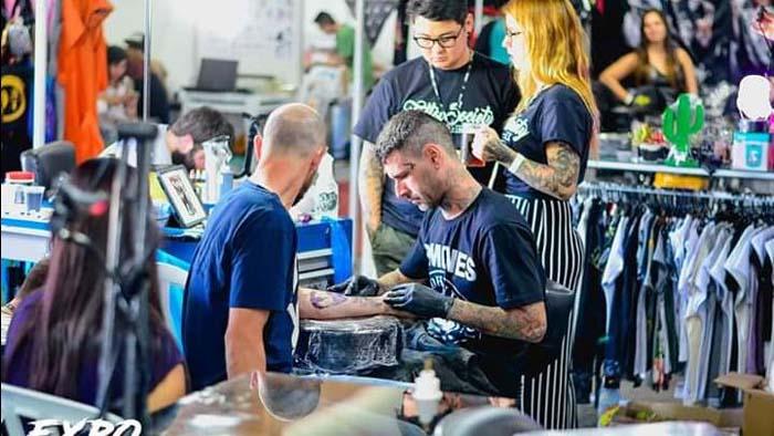 Divulgação Expo Tatto