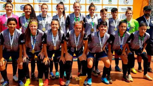 Colégios de Londrina são medalhistas no Bom de Bola - Portal Bonde