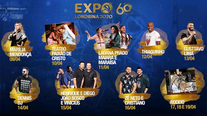 Divulgação/Expo <a href='/tags/londrina/' rel='noreferrer' target='_blank'>Londrina</a>