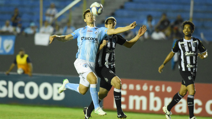 Gustavo Oliveira/<a href='/tags/londrina-esporte-clube/' rel='noreferrer' target='_blank'>Londrina Esporte Clube</a>