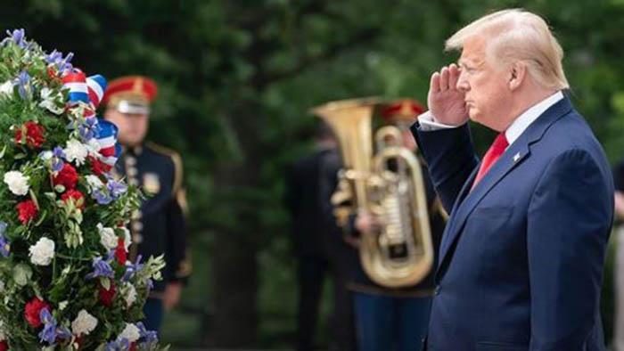 Trump diz que pode não estar na Presidência dos EUA daqui a algum tempo