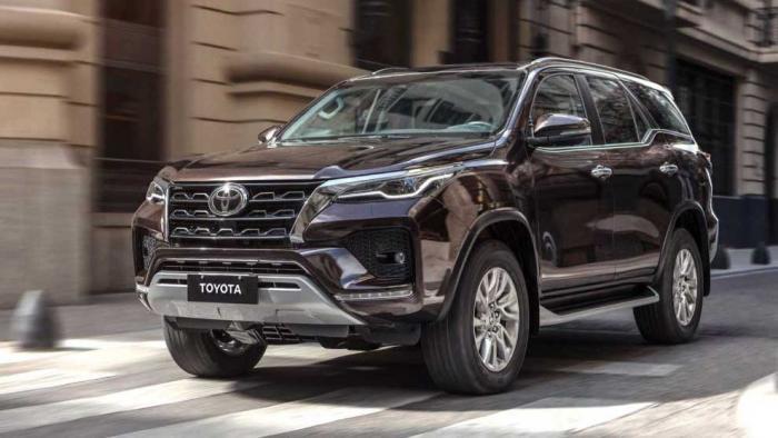 Divulgação / Toyota