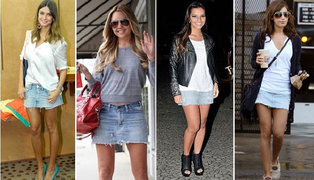 a4cd8f58c96 Descubra como usar o jeans nas festas de fim de ano - Moda | Bonde ...