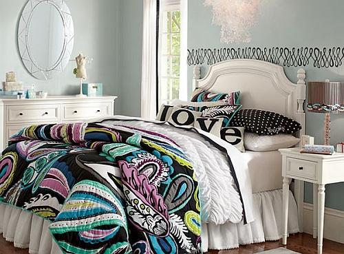 Ideias inspiradoras para decorar o quarto da adolescente - Habitaciones de chicas ...