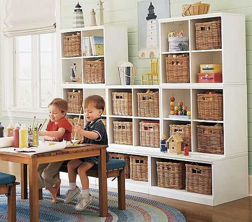 33 Ideias Para Transformar Sua Casa Normal Em: Ideias Para Transformar Aquele Quartinho Em Brinquedoteca