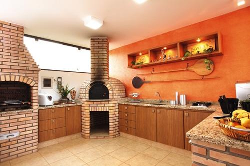 F bio asdente im veis 8 modelos de cozinhas externas para for Cocinas externas
