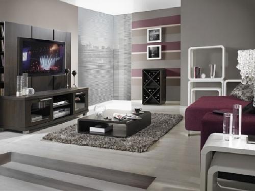 Decoracao De Sala Com Tv ~  sala de TV perfeita Sala de TV  Dicas Para Decoracao De Sala De Tv