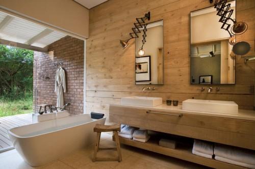 decoracao de banheiro estilo rustico – Doitricom -> Decoracao De Banheiro Estilo Rustico