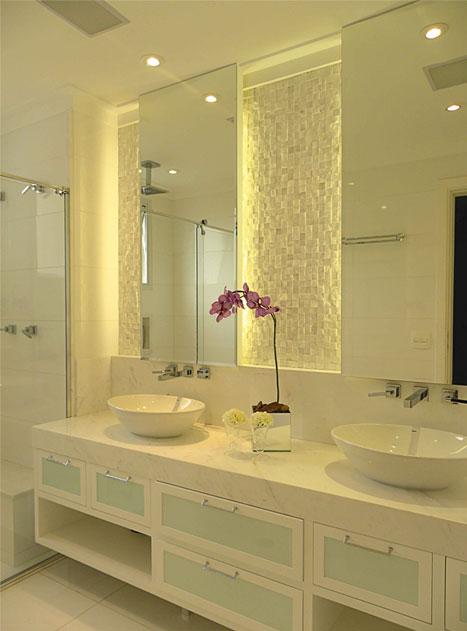meu canto [banheiro 2] on Pinterest  Ems, Vanity Mirrors and Whiskey Bottle -> Banheiro Decorado Com Pvc